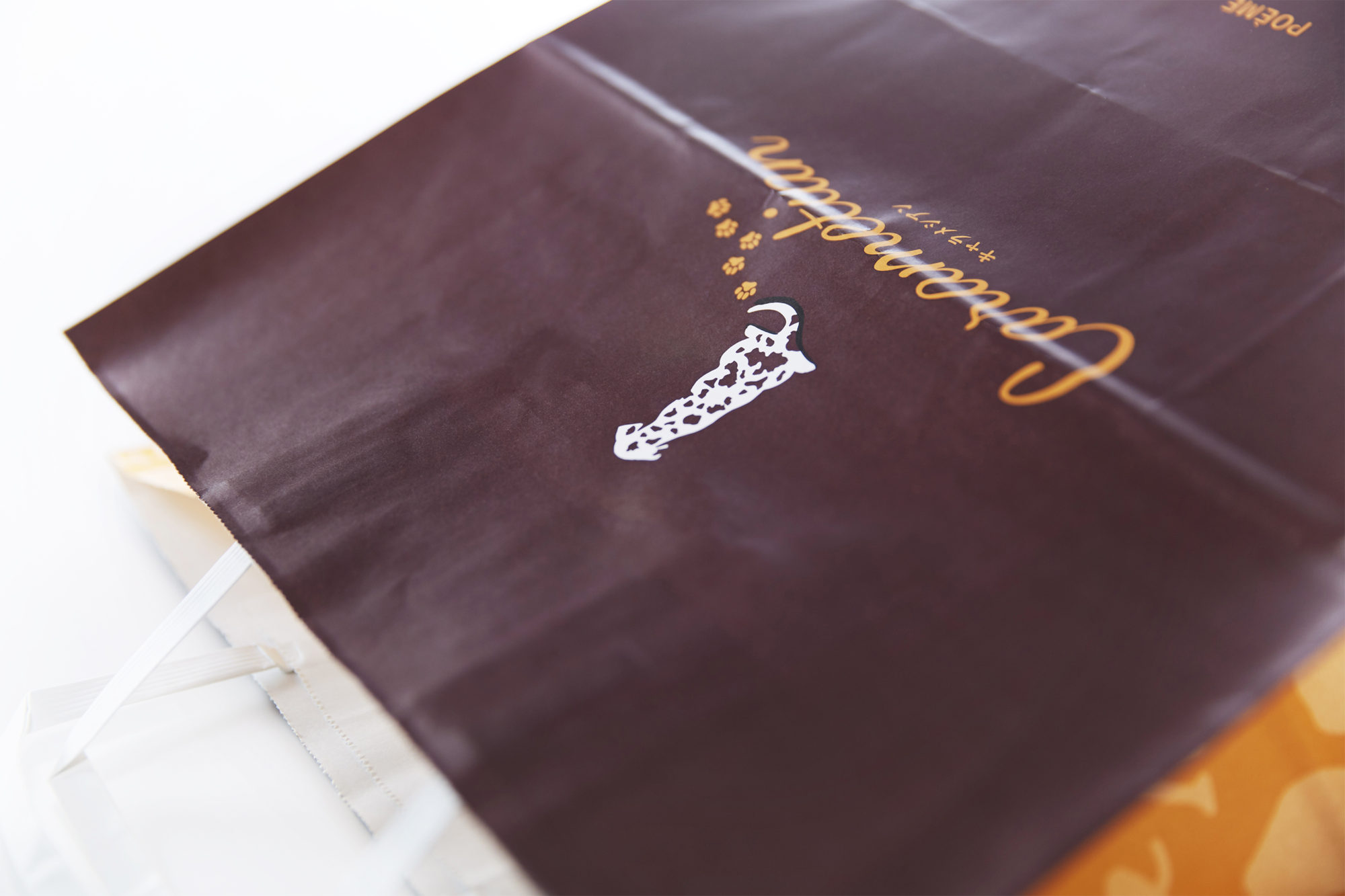 2019 CARAMETIAN 紙袋